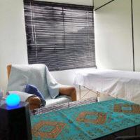 Maca, cadeira de Quick Massage, poltrona reclinável, internet Wi-fi,  recepção, café e água